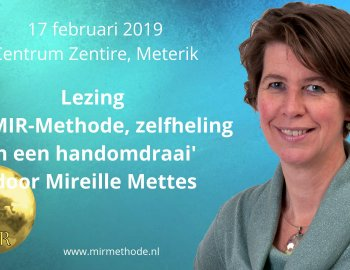 Lezing MIR-Methode